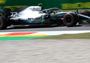 Формула-1. Боттас знищив всіх у кваліфікації в Іспанії