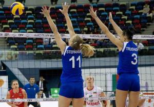 ЧЄ-2017 з волейболу. Україна програла Болгарії у 5-сетовій битві