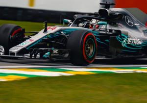 Формула-1. Хемілтон виграв кваліфікацію в Бразилії