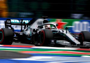 Формула-1. Хемілтон виграв гонку в Мексиці, але поки не став чемпіоном