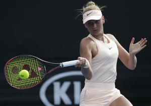 Australian Open. Марта Костюк - Олівія Роговська. Анонс, ставки, трансляція