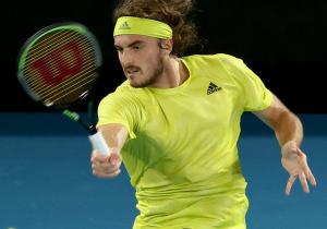 Australian Open. Циципас програв росіянину у півфіналі
