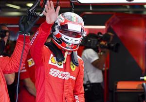 Формула-1. Леклер взяв поул в італійському безладі