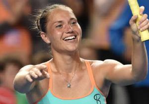 WTA Тяньцзинь.  Бондаренко програла британці в першому колі