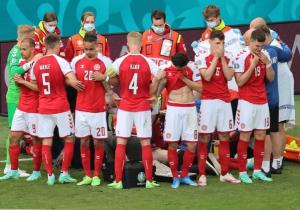 Євро-2020. Бельгійці розбили Росію в їх лігві, Данія програла фінам після догравання