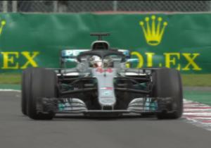 Формула 1. Гран прі Мексики. Хемілтон оформив 5-ий чемпіонський титул