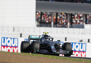 Формула 1. Боттас виграв кваліфікацію в Остіні, Хемілтон -  5-ий