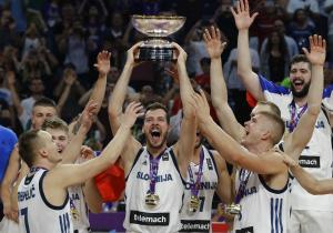 Євробаскет-2017. Словенія - чемпіон, Росія пролетіла повз медалі