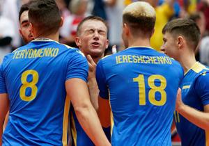Євро-2019 з волейболу. Україна пробилась до 1/8 фіналу