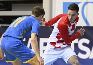 Футзал. Відбір Євро-2022. Україна зазнала фіаско в домашній грі з хорватами
