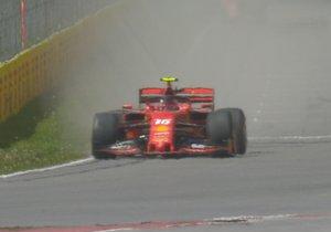 Формула-1. Феттель виграв кваліфікацію у Канаді