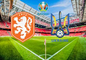 Євро-2020. Нідерланди - Україна. Анонс, суддя, трансляція