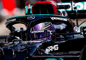 Формула-1. Хемілтон виграв дві практики в Туреччині