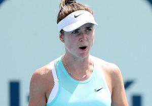 WTA Маямі. Світоліна вибила Квітову на шляху до чвертьфіналу