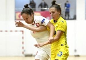 Відбір Євро-2022 з футзалу. Жінки. Україна з боями обіграла Чехію