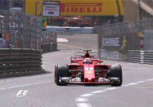 Формула-1. Гран-прі Монако. Хемілтон виграв першу практику, але завалив другу