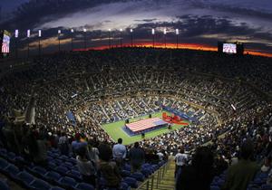 US Open. ѳ� �������� �������� ��������� � ��������� �����