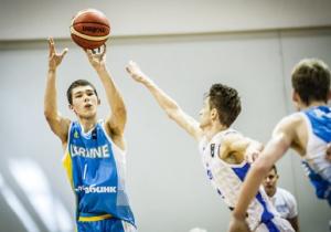Євробаскет-2019 (U-18). Україна програла одноліткам з Грузії і втратила шанси на підвищення в класі