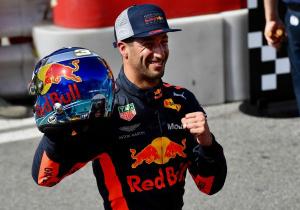 Формула-1. Ріккардо виграв гонку в Монако, Феттель вище за Хемілтона