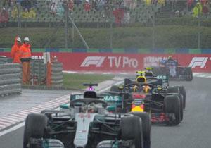 Формула-1. Гран-прі Угорщини. Хемілтон бере поул, за ним - Боттас та Ряйкконен