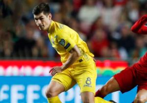 Євро-2020. Україна зіграла в нічию з португальцями
