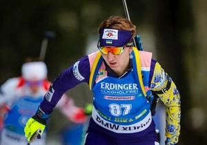 Кубок світу з біатлону. Прима посів 18-е місце в індивідуальній гонці