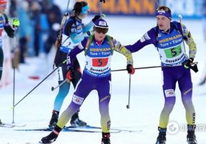 ЧС-2020 з біатлону. Україна -10-а в змішаній естафеті, перемога Норвегії