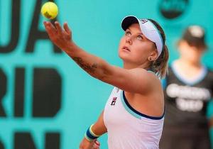 WTA Чикаго. Козлова перемогла Костюк в українському дербі