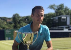 ATP. Ілклі. Стаховський виграє перший трофей в сезоні