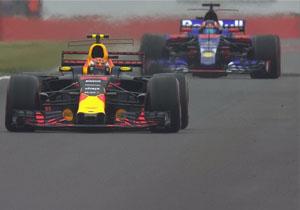 Формула-1. Гран-прі Великобританії. Хемілтон бере поул, Феттель - третій