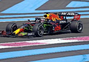 Формула-1. Ферстаппен переміг Хемілтона у Франції