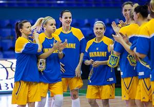 Українки вийшли на Євробаскет-2017