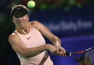 Світоліна вилетіла з Australian Open