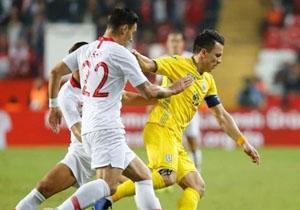 Україна зіграла внічию з Туреччиною в контрольному матчі