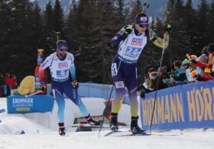 Кубок світу з біатлону. Україна стала 5-ю і 10-ю в естафетах