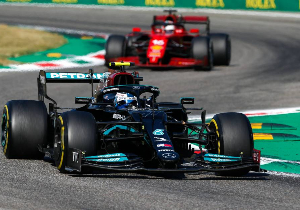 Формула-1. Боттас виграв дві практики в Росії