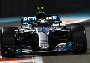 Формула-1. Гран-прі Абу-Дабі. Сезон завершився перемогою Боттаса