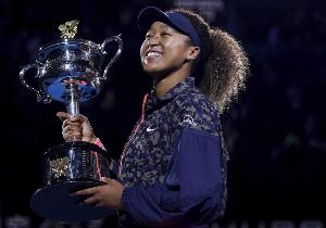 Australian Open. Осака стала дворазовою чемпіонкою турніру