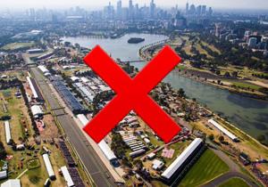 Формула-1. Гран-прі Австралії офіційно скасовано