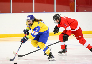 Жіночий ЧС з хокею. Україна зазнала розгрому від Австралії