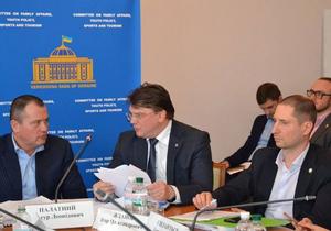 Офіційно. Україна бойкотує всі змагання у Росії