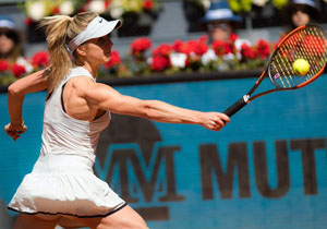 WTA Мадрид. Козлова пройшла далі, чотири українки вилетіли