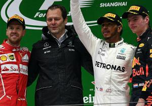 Формула-1. Хемілтон обійшов Феттеля в Китаї, Ферстаппен - третій