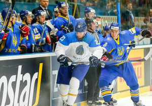 Хокей. Україна розгромлена Казахстаном у товариському матчі