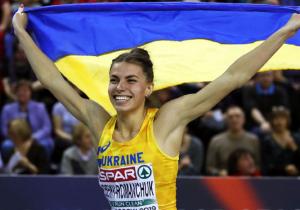 Стрибунка Марина Бех-Романчук завоювала
