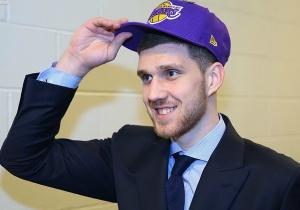 Двох українців обрали на драфті НБА (+ФОТО)