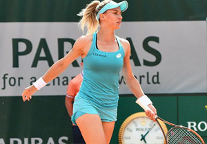 WTA Клуж-Напока. Цуренко пробилась в другий раунд