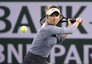WTA Індіан-Веллс. Світоліна не змогла пробитись у фінал