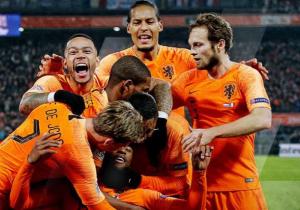 Офіційно. Збірна України зіграє на Євро в групі з Нідерландами