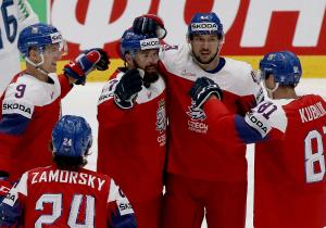 ЧС-2019 з хокею. Фінляндія програла німцям, перемоги Чехії та Словаччини